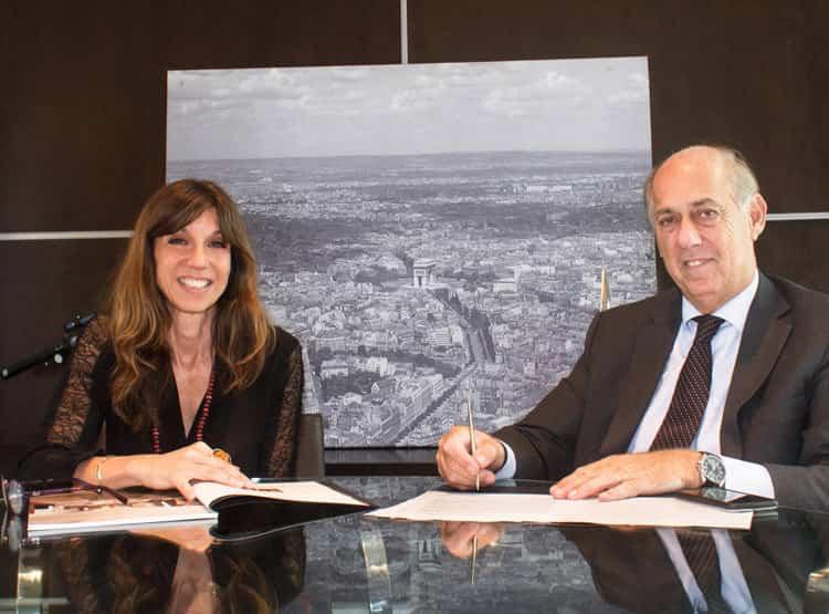 Nace una alianza única: FONTENLA + CLAUDIA FAENA