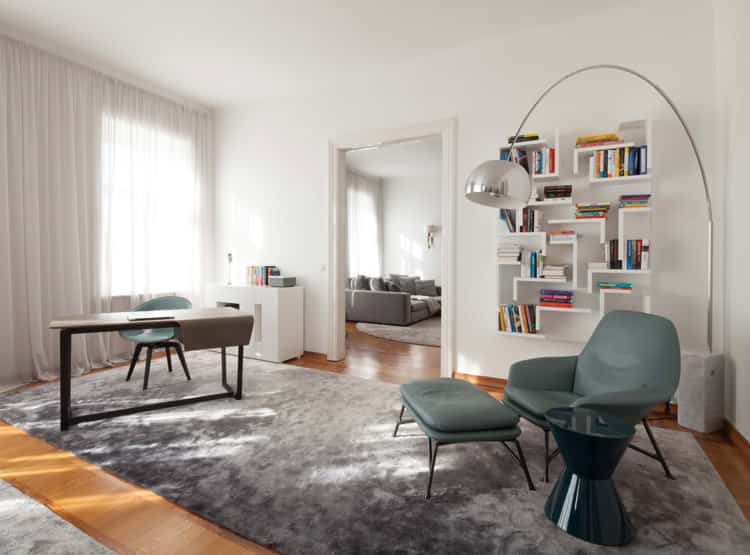 Apartment M / Destilat Architekt