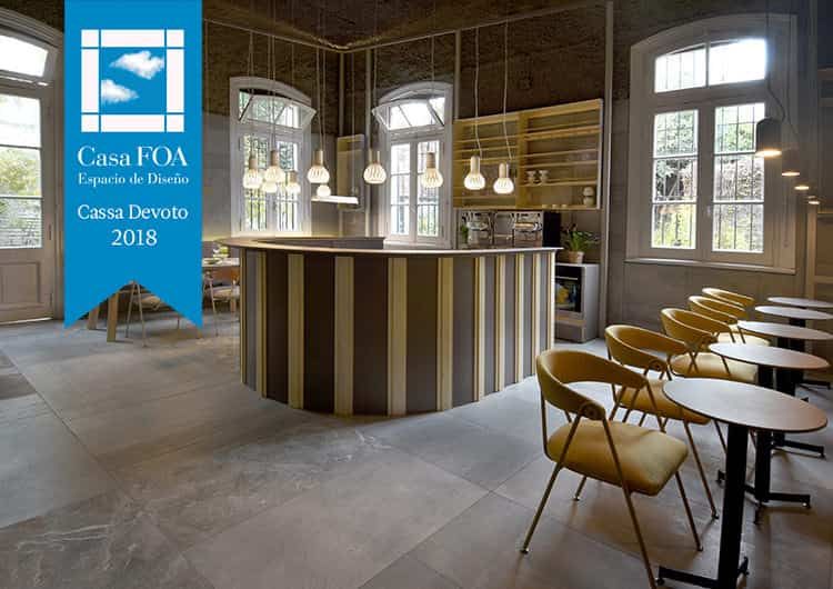 Espacios 35 + 36: Cafeteria Wine Bar / Feller Herc + La Feliz + Folia