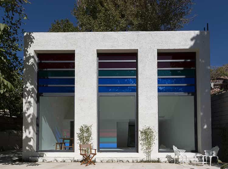 Villa Pourkan / ZAV Architects
