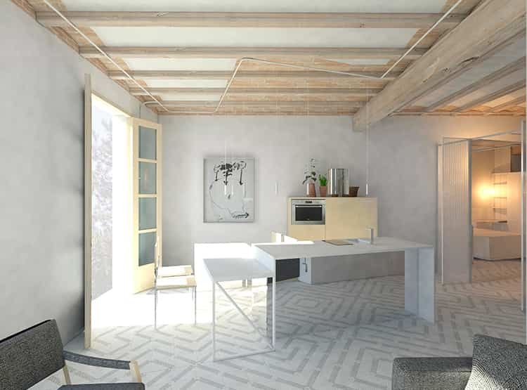 Lightslice / Cometa Architects