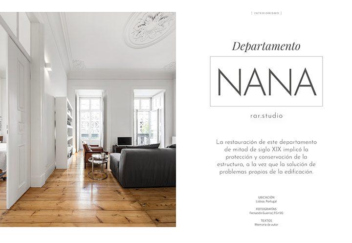 Departamento Nana / rar.studio