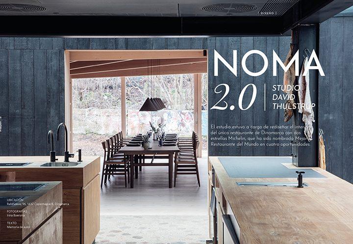 Noma 2.0 / Studio David Thulstrup