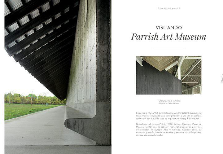 Parrish Art Museum / Arquitecta Paula Herrero