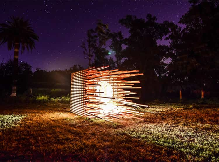 Dis-Positivo - Estudio Parvas  / Hello Wood Argentina 2019