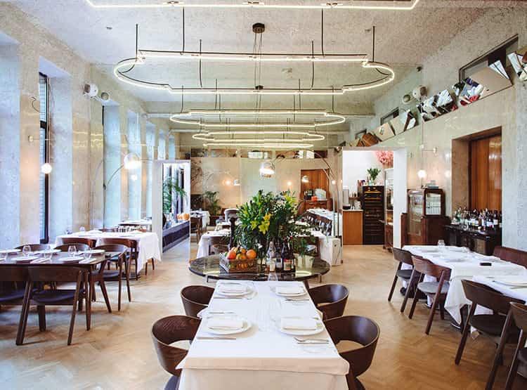 Restaurante Regent / Askar Ramazanov + Archiproba Studios