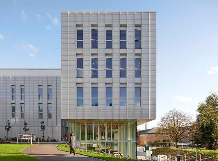 Universidad de Nottingham / Make Architects