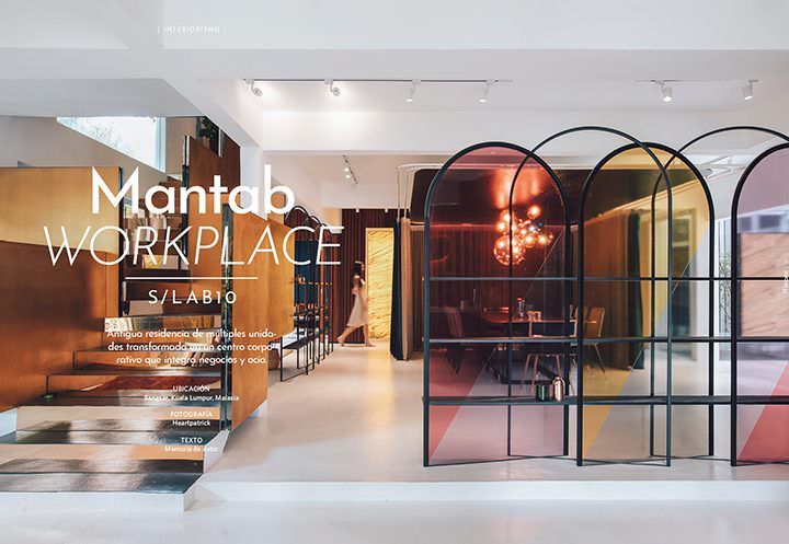 Mantab Workplace / S/LAB10