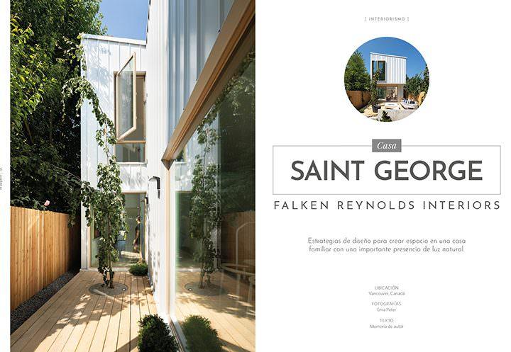 Casa Saint George / Falken Reynolds interiors