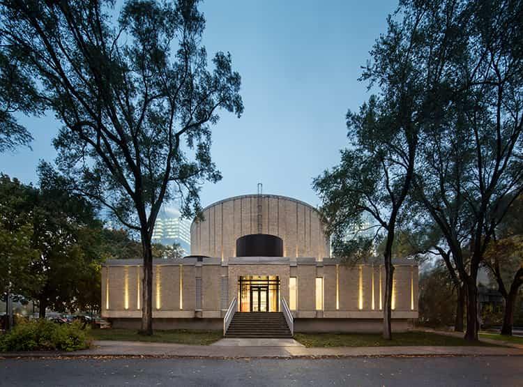 Planetario Dow de ÉTS / Menkès Shooner Dagenais LeTourneux Architectes