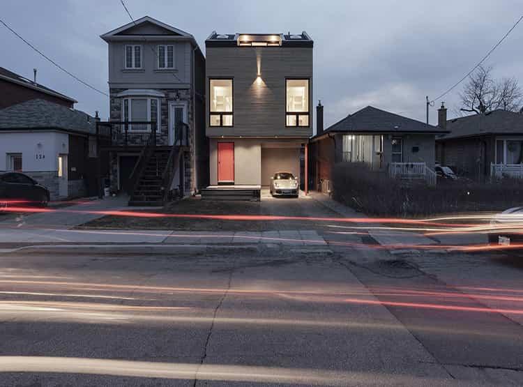 Casa Gazing  /  RZLBD - Atelier Reza Aliabadi