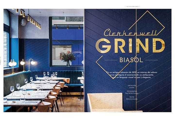 Clerkenwell Grind / Biasol