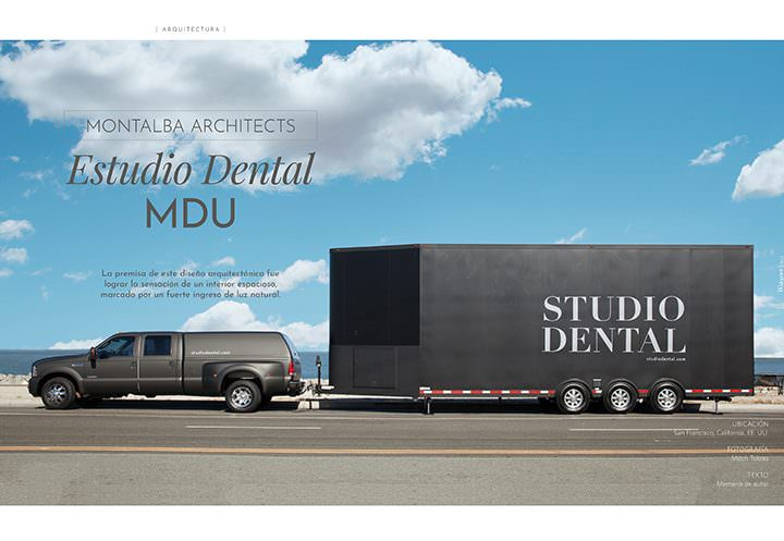 Estudio Dental / Montalba Architects