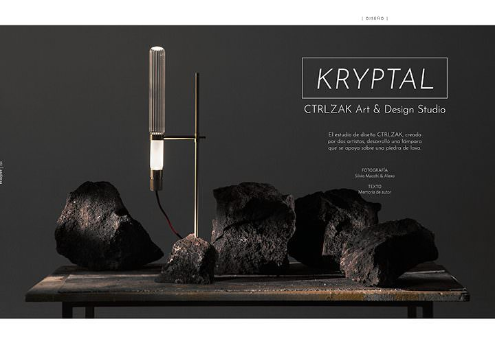 Kryptal / CTRLZAK Art & Design Studio