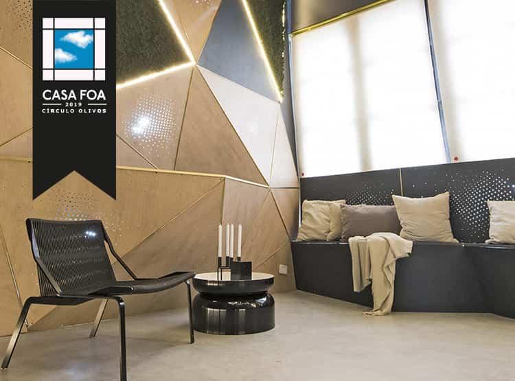 Espacio 05: Showroom de empresas / Arq. Lola Fernandez  - Arq. Clara Chediack