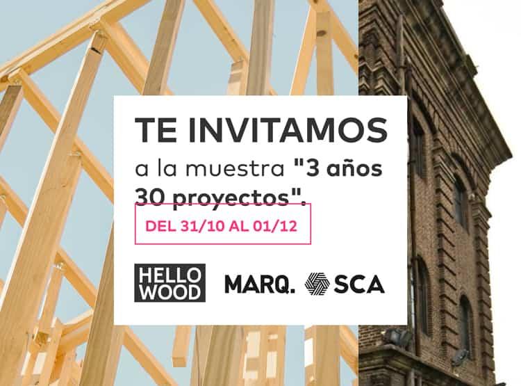 Llega la cuarta edición de Hello Wood  y anuncia su convocatoria abierta para lideres de proyectos
