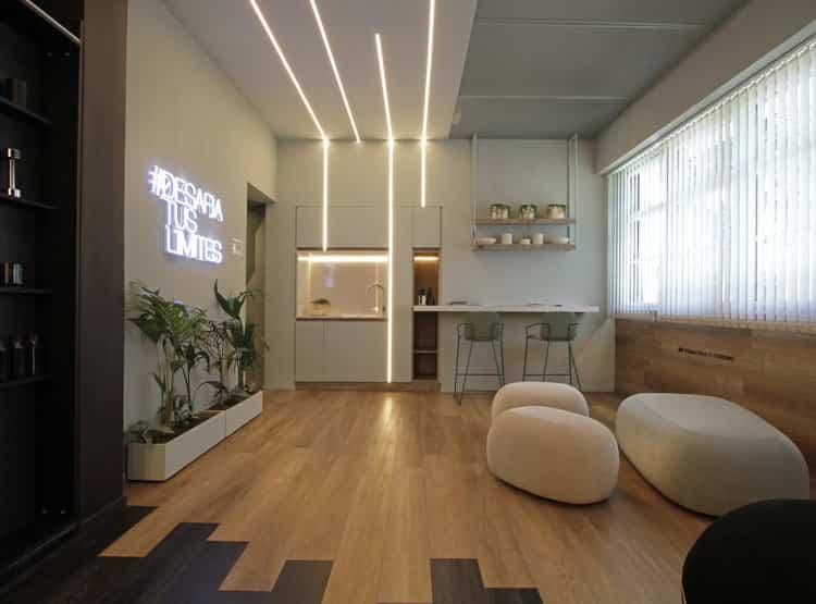 Espacio para un deportista / Carla Barconte & Ludmila Drudi diseñadoras de interiores