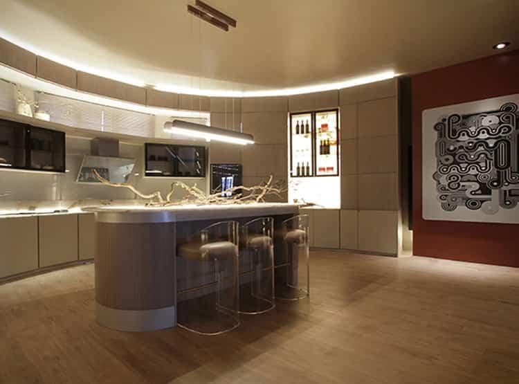 Loft con espacio de trabajo / Diseñadores Hugo di Marco y  Josefina Badía