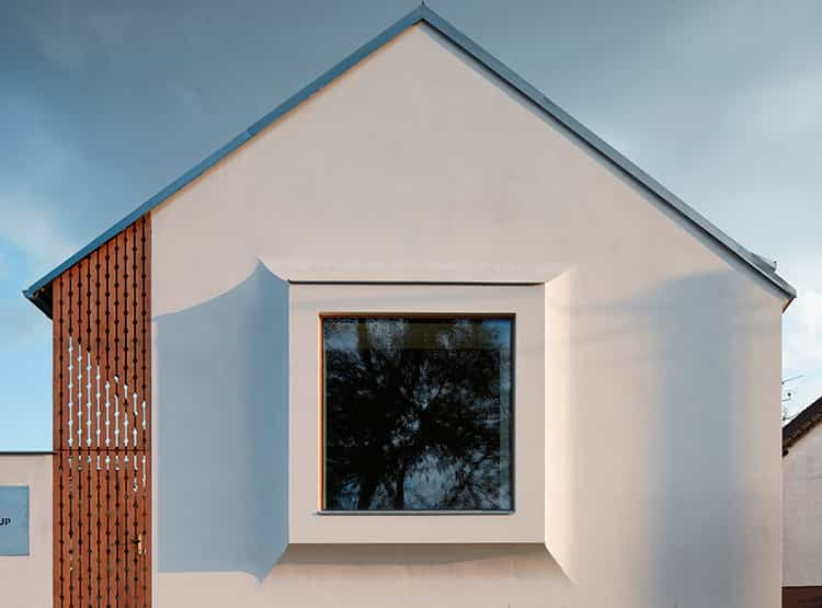 South Moravian Village House / ORA