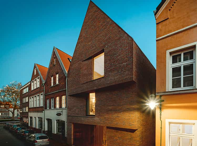 Haus am Buddenturm / Hehnpol Architektur