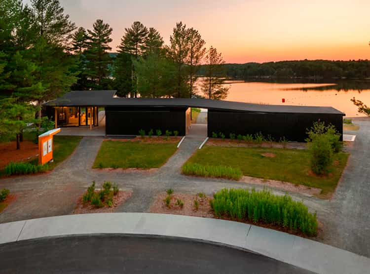 Opeongo / Anne Carrier architecture