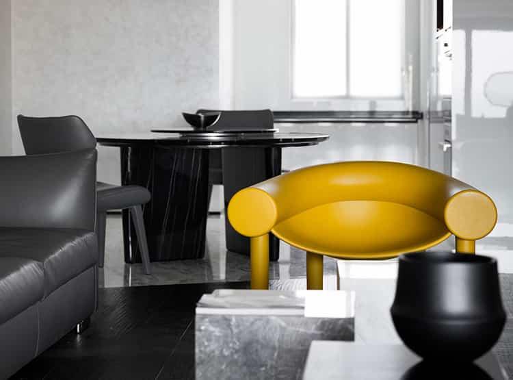 Apartamento C1 - Nifty Art | Apartamento C2 - Cool Gentleman / AD Architecture