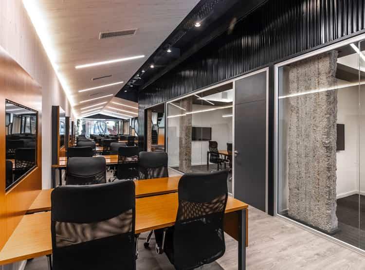 Oficina Ualá / Hitzig Militello Arquitectos - estudiohma